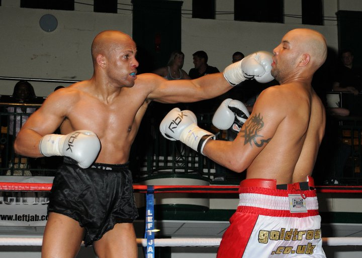 Leon Williams v JJ Ojuederie - Philip Sharkey
