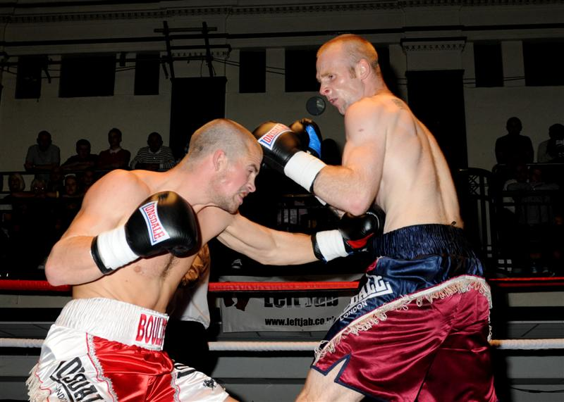 Boulden v Tordoff - Philip Sharkey