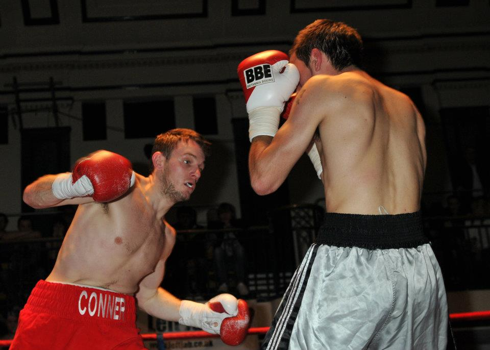 Danny Connor v Russell Pearce
