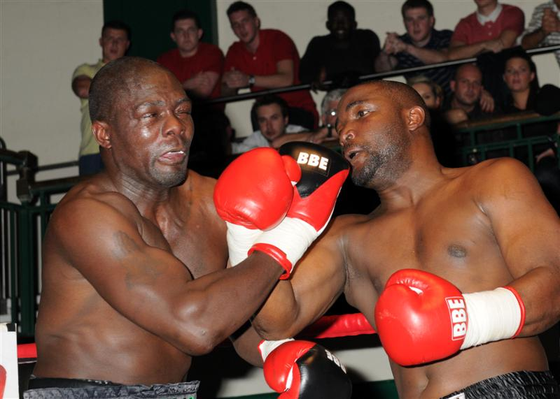 Owoh v Rasani - Phil Sharkey